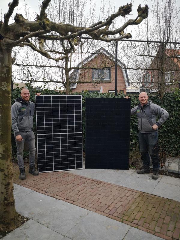 Zonnepanelen Veenendaal met SLG Solar Energy